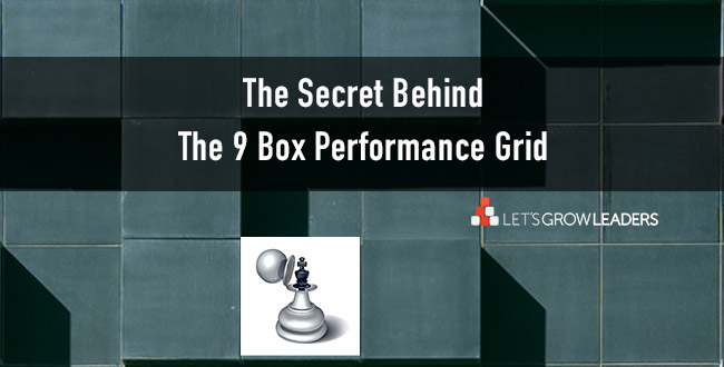 The Secret Behind the 9 Box Performance Potential Grid