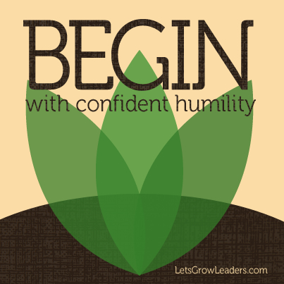 Confident Humility: The Conversation Continues