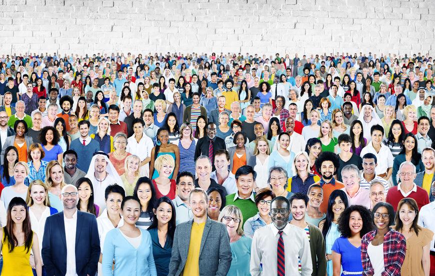 10,000 human beings