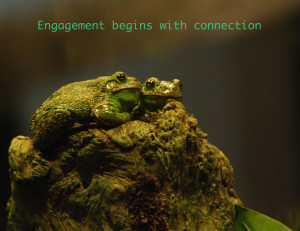finalfrog 300x231 The Secret to Employee Engagement