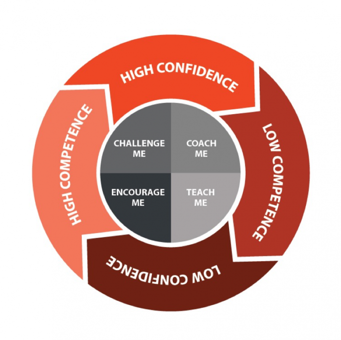 Confidence Competence Model