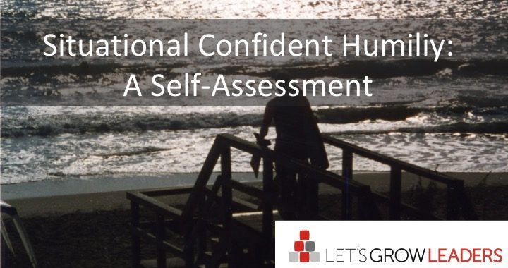 situational confident humility