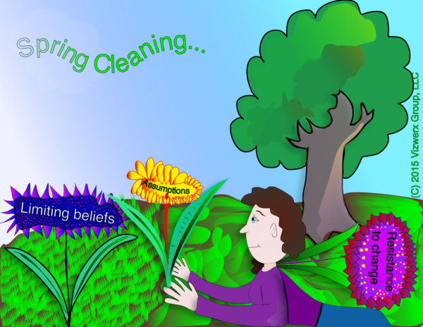Experts Share Their Thoughts on Spring Cleaning: A Frontline Festival