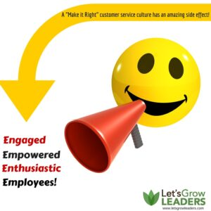 The Amazing Side Effect of Make-It-Right Customer Service post image