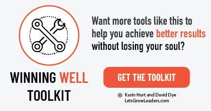 coach employees with the winning well toolkit