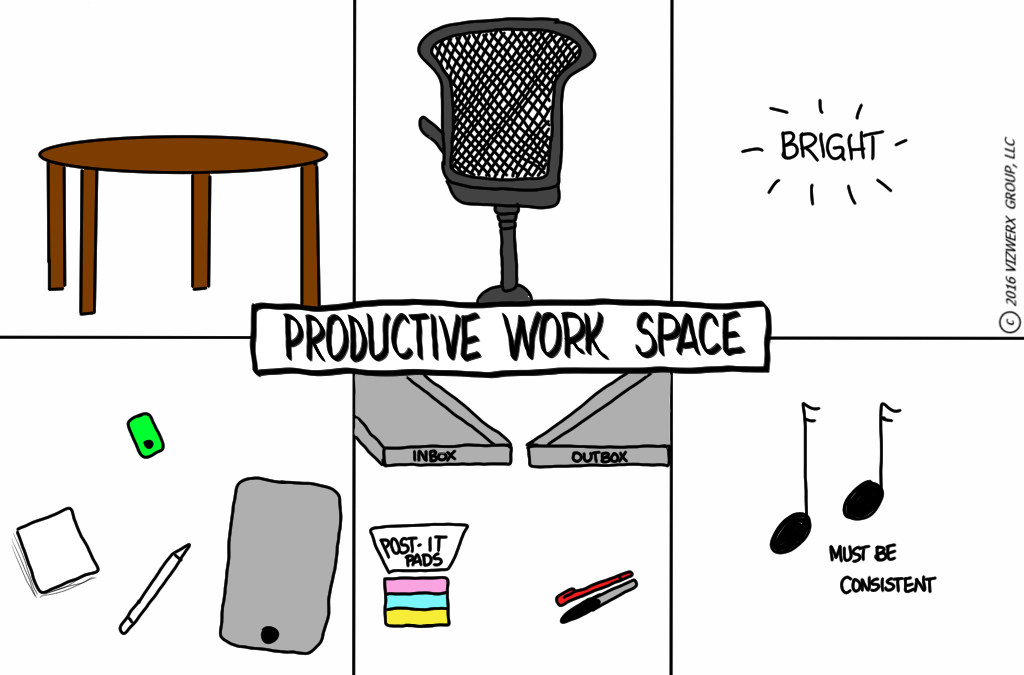 August Frontline Festival: Leaders Share Tips about Productive Work Spaces
