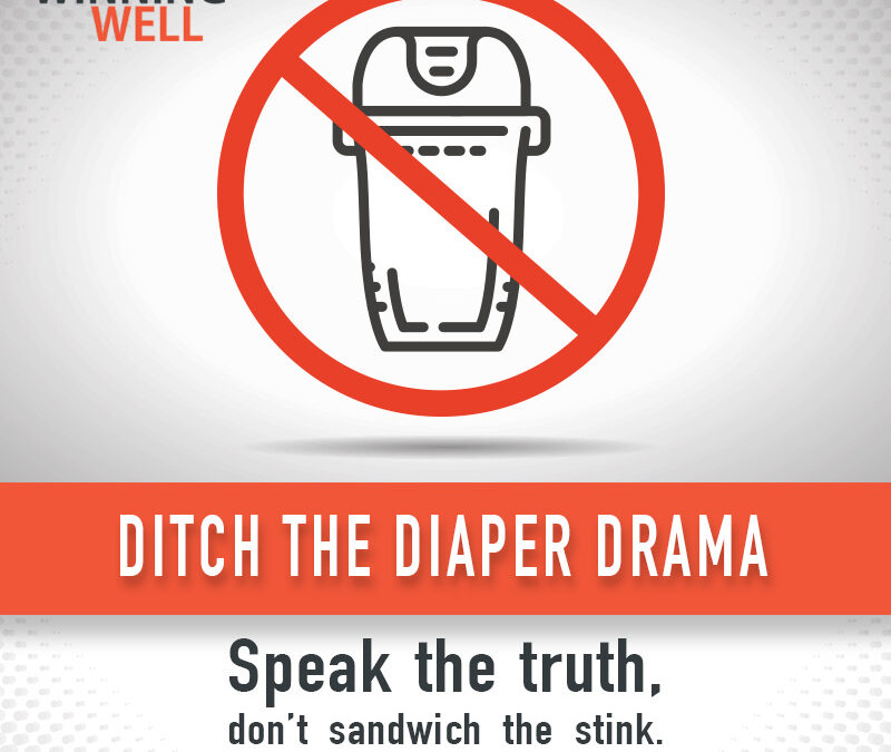 5 Signs Diaper Drama Is Destroying Your Culture