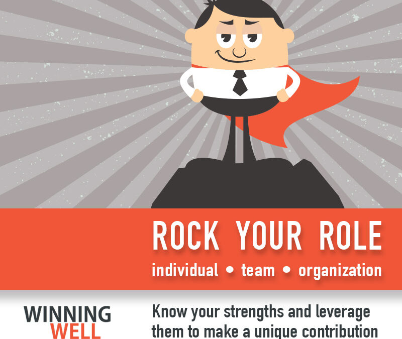 3 Ways to Rock Your Role in the New Year