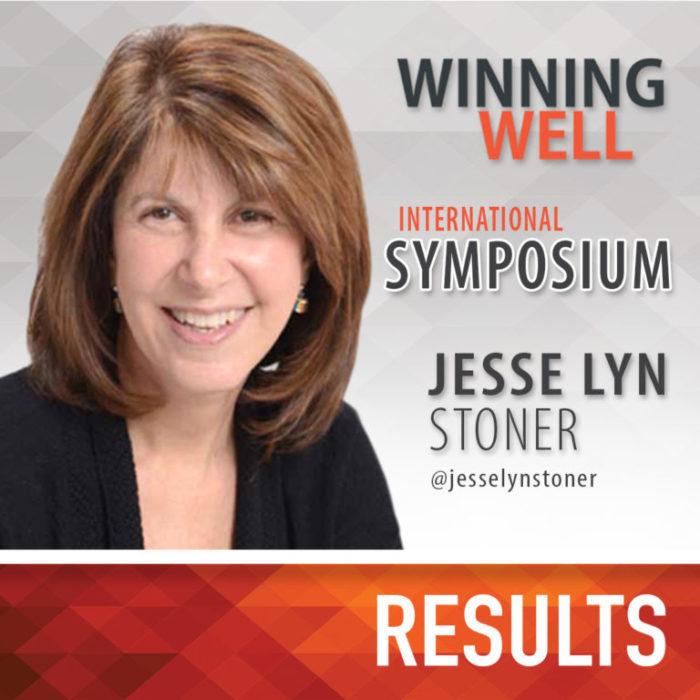 Jesse Lyn Stoner