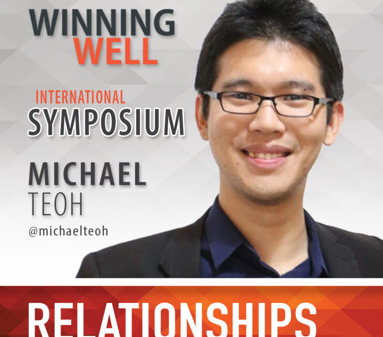 Being a Winning Well Manager and Working with Millenials (Michael Teoh)