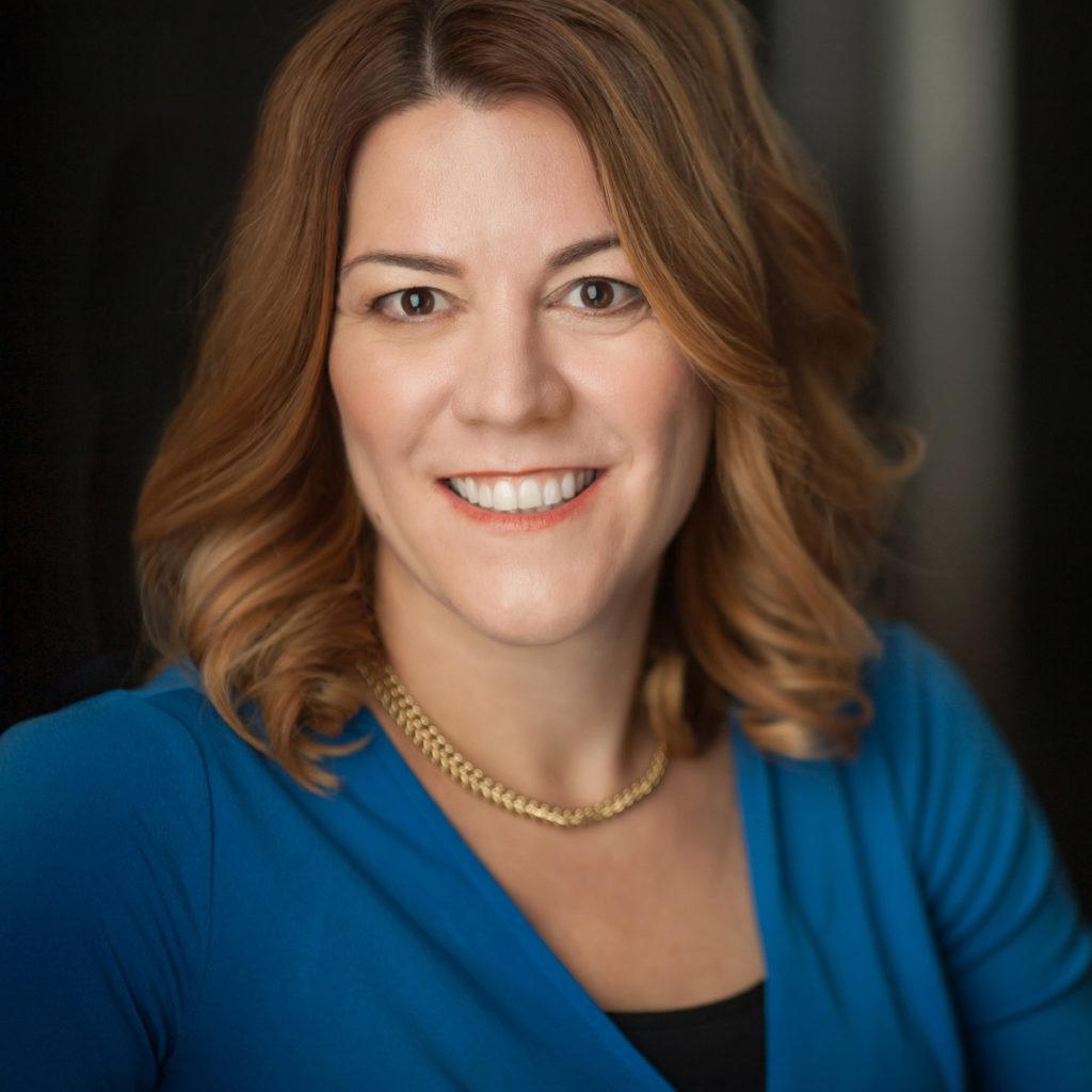Karin Hurt, speaker and author
