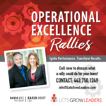 Operational Excellence Rallies