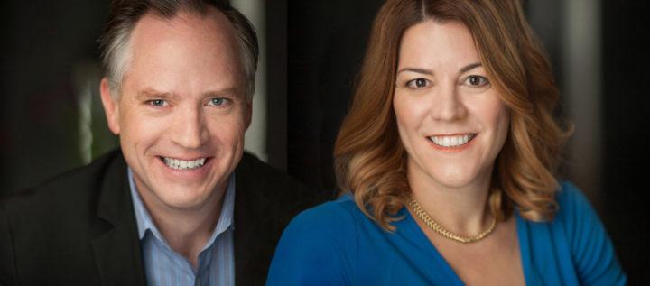 David Dye and Karin Hurt of Let's Grow Leaders
