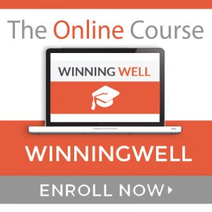 Winning Well eCourse