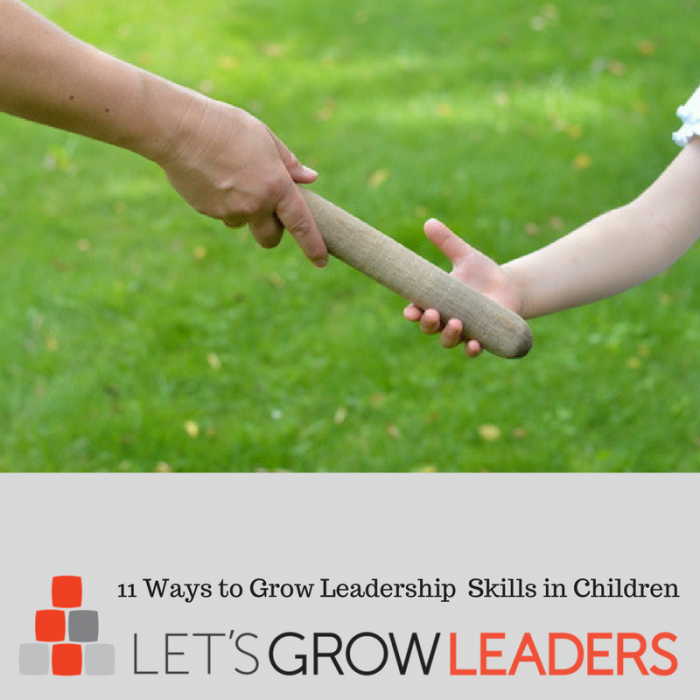 11 Ways to Grow Leadership Skills in Children