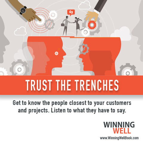 Trust Builders: Five Ways To Convince Your Team You Trust Them