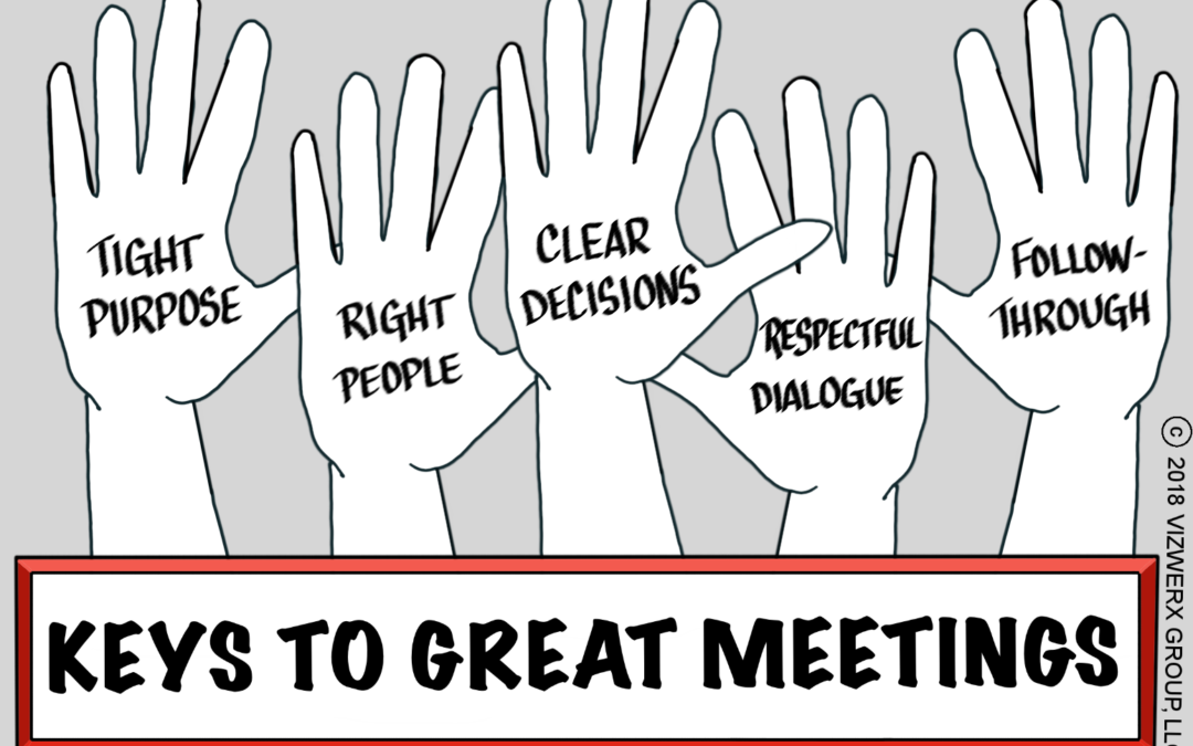 Meetings that Get Results and People Want to Attend: June Frontline Festival