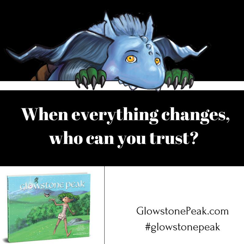 Glowstone Peak When everything changes