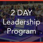 2 day leadership training program