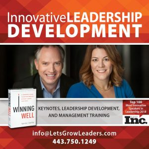 Innovative Leadership Training Leadership Development