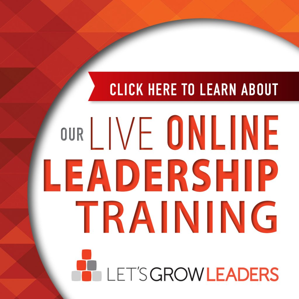Live Online Leadership Training