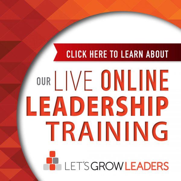 Live Online Leadership Training