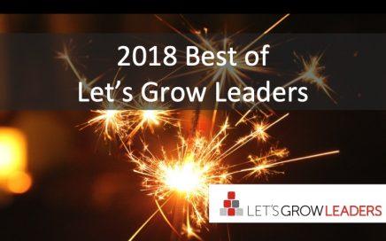 2018 Best Leadership Articles