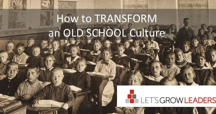 How to Transform an Old School Culture to Award Winning Innovators