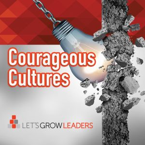 Leading Courageous Cultures