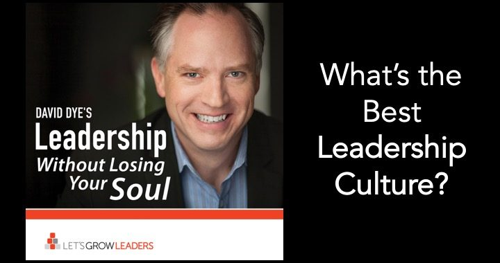 The Best Leadership Culture