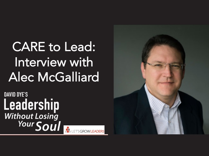CARE to Lead – Interview with Alec McGalliard