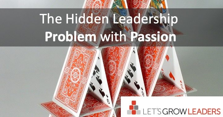 Hidden leadership problem with passion