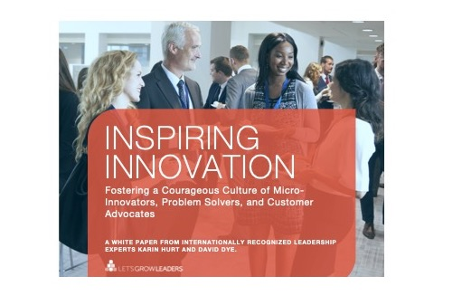 Inspiring Innovation Cover