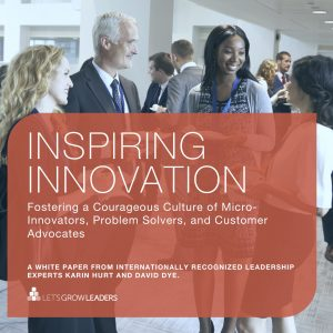 Inspiring Innovation White Paper