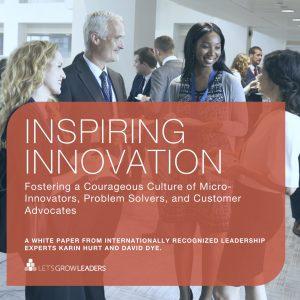 Inspiring Innovation White Paper