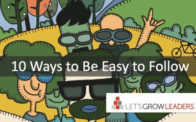 How to Be a Leader Who is Easy to Follow