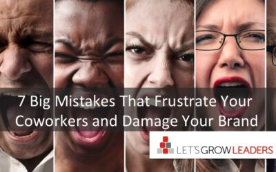 Stop Frustrating Coworkers: Avoid These Innocent Mistakes