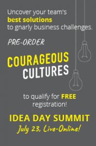 Idea Day Invitation