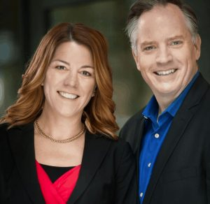 Karin Hurt And David Dye author photo