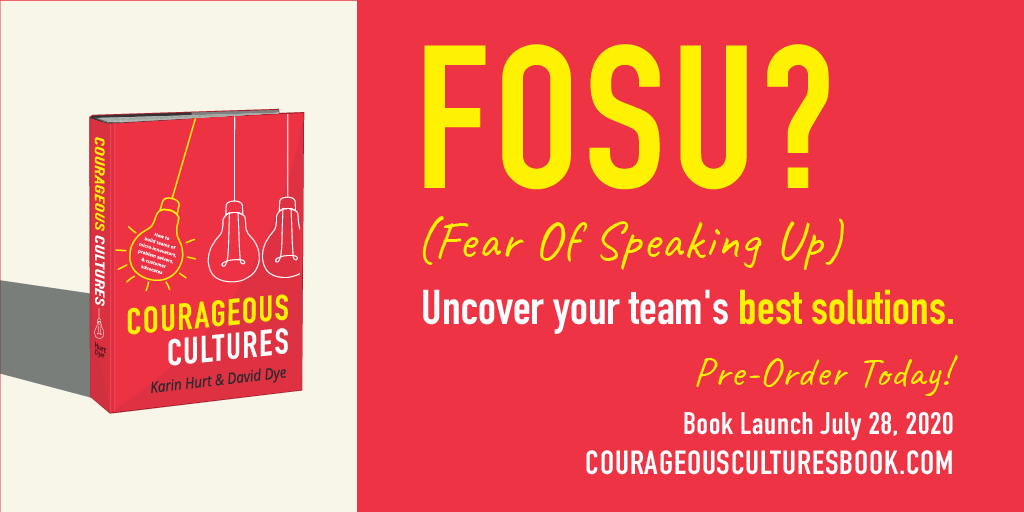 Fear of Speaking Up