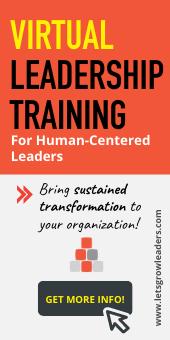 virtual online leadership training overcome disruption