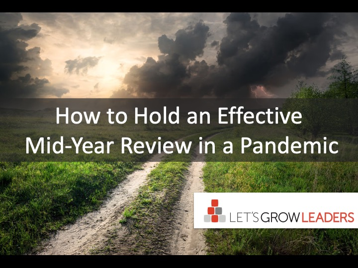 Hold an Effective Mid-Year Review in a Pandemic