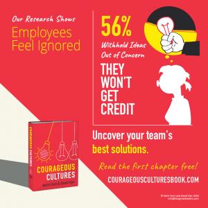 Employees feel ignored