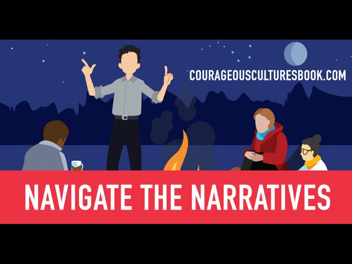 How to help your team navigate the narratives and encourage voice