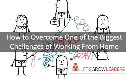 How to overcome one of the biggest challenges of working from home