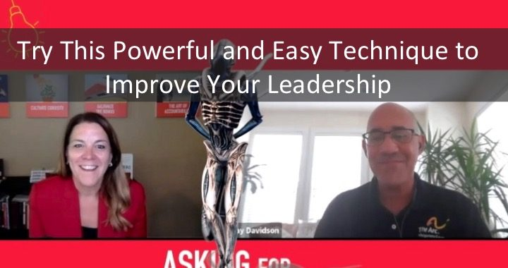 Try This Powerful, Simple Technique to Improve Your Leadership (Video)