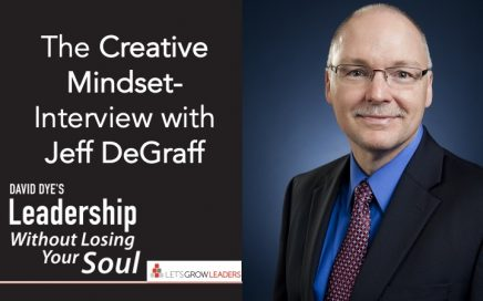 Creative Mindset Interview with Jeff McGraff