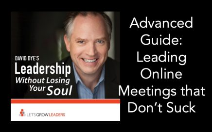 Advanced Guide Leading Meetings that Dont Suck