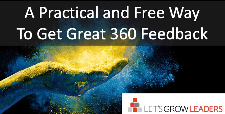 Get great 360 feedback