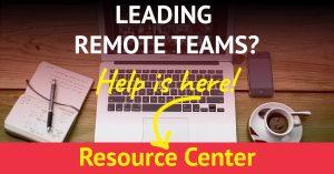 Leading remote teams resource page